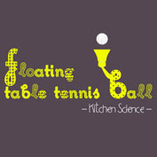 Floating Table Tennis Ball