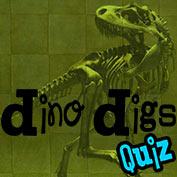 Dino Digs Quiz
