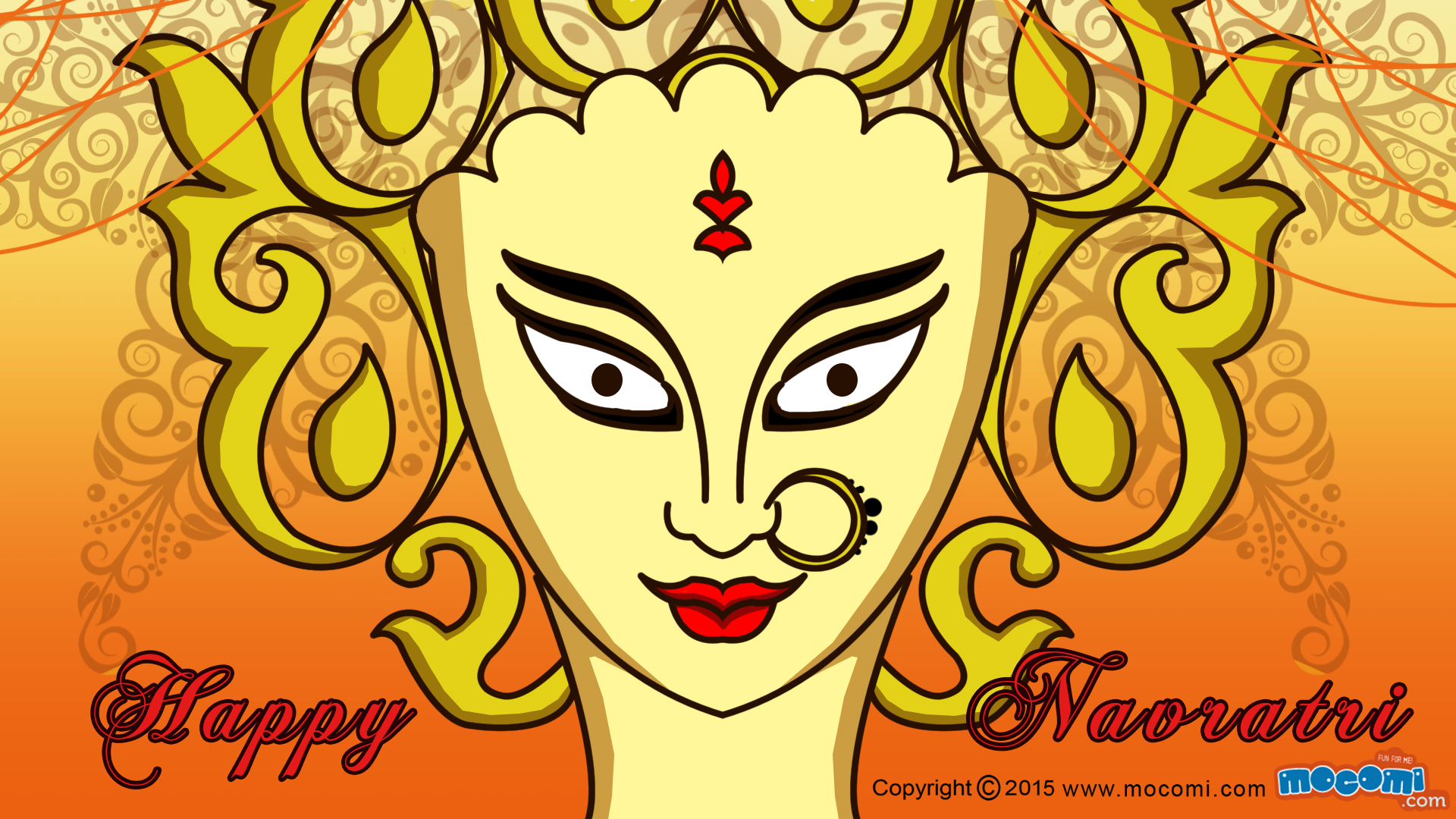 Navratri Wallpaper 10