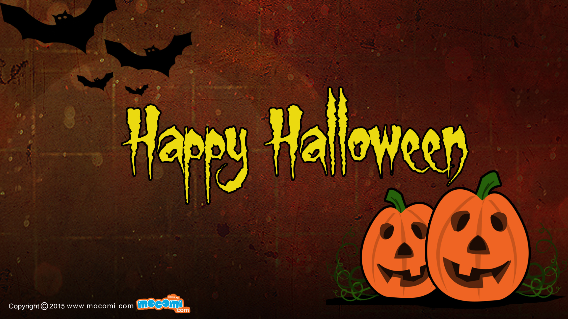 Happy Halloween Wallpaper – 02