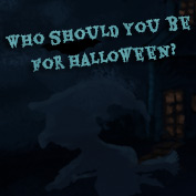Who should you be for Halloween?