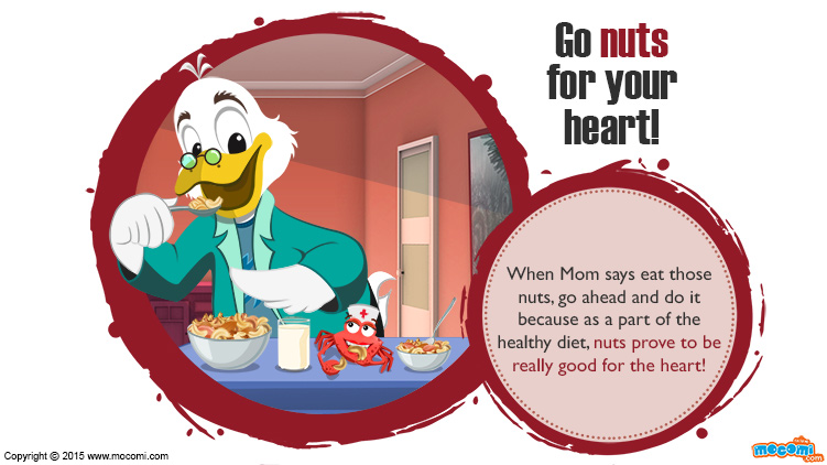 Go nuts for your heart!