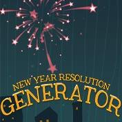 New Year Resolution Generator