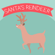 Names of Santa's Reindeer