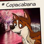 New Year's Eve in Copacabana