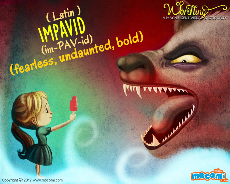 Impavid