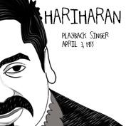 Hariharan Biography