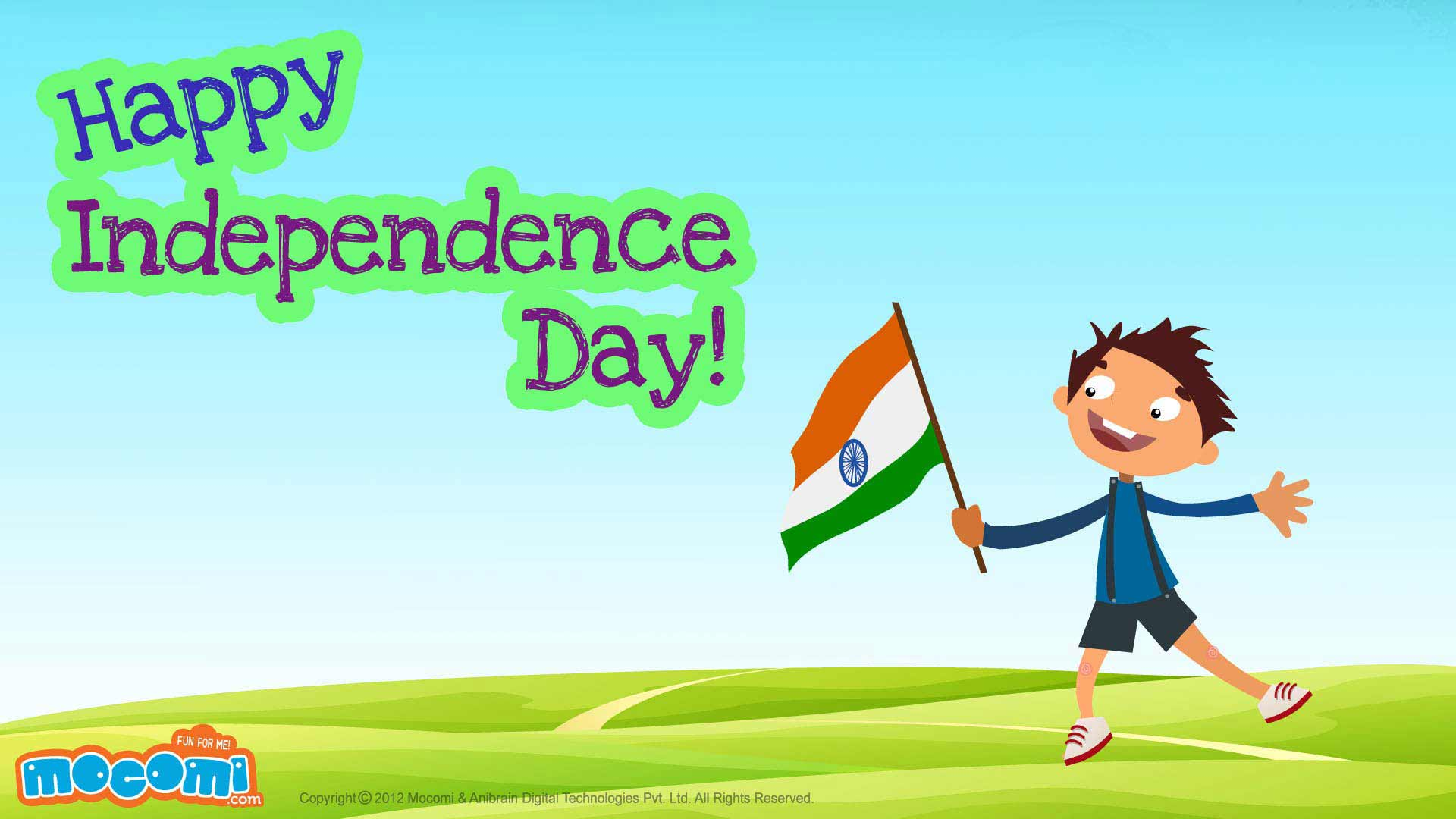 Happy Independence Day – 02