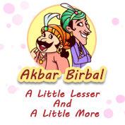 Akbar Birbal: A little Lesser And A Little More