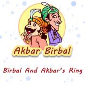 Akbar Birbal: Birbal And Akbar's Ring