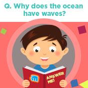 What causes Ocean Waves?