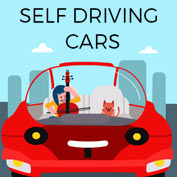Self Driving Cars : Facts