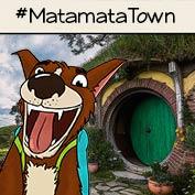 Matamata Town, New Zealand