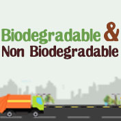 Biodegradable and Non Biodegradable Waste