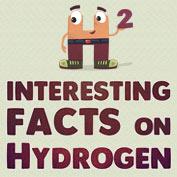 Hydrogen Fun Facts