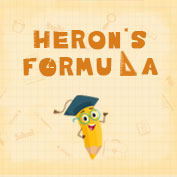 What is Heron's Formula?