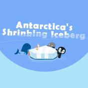 Antarctica's Shrinking Iceberg