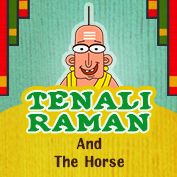 Tenali Raman: Tenali Raman and the Horse