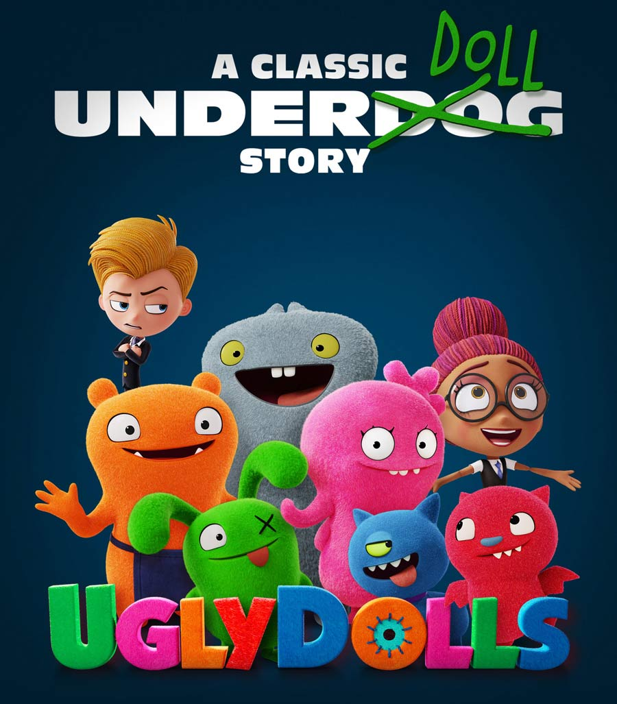 Ugly Dolls – Movie Review