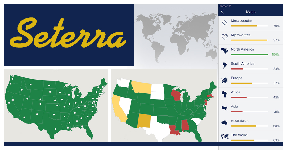 Seterra Geography – App Review