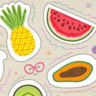 Using Summer Fruits