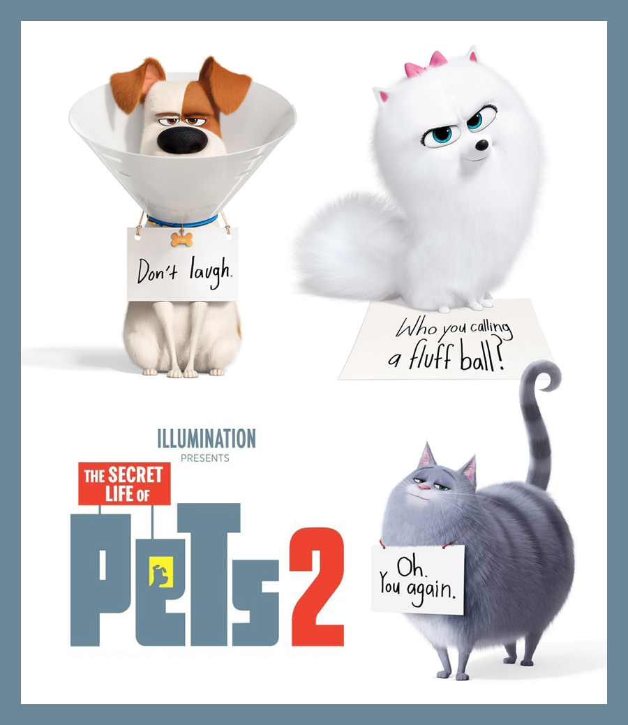 The Secret Life of Pets 2 – Movie Review