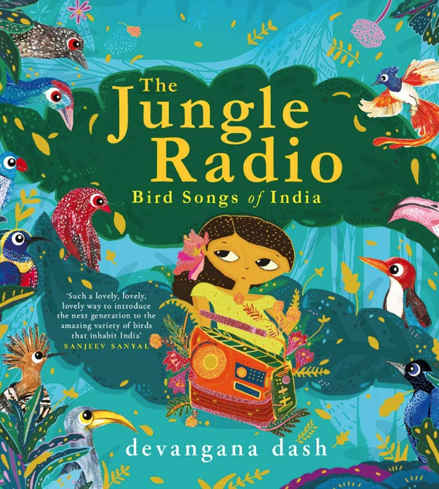 The Jungle Radio: Bird Songs of India – Book Review