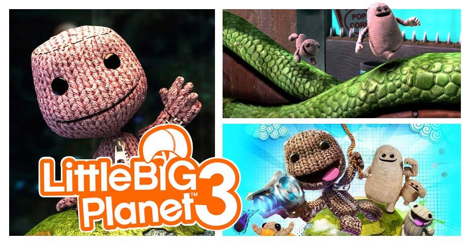 BigLittlePlanet3 – Game Review