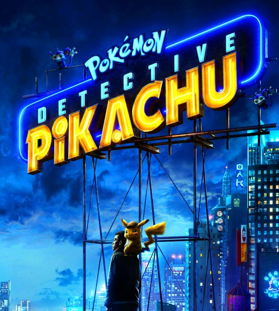 Pokemon Detective Pikachu – Movie Review