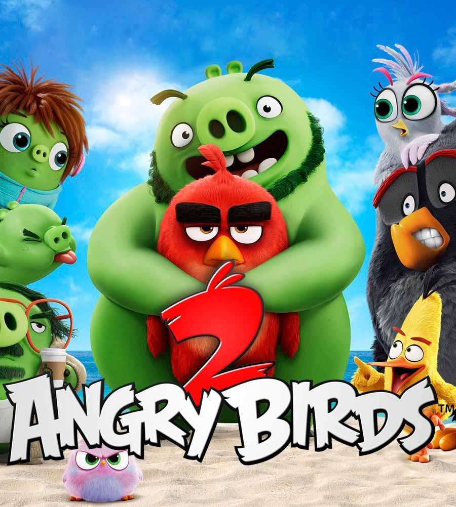 Angry Birds Movie 2 – Movie Review