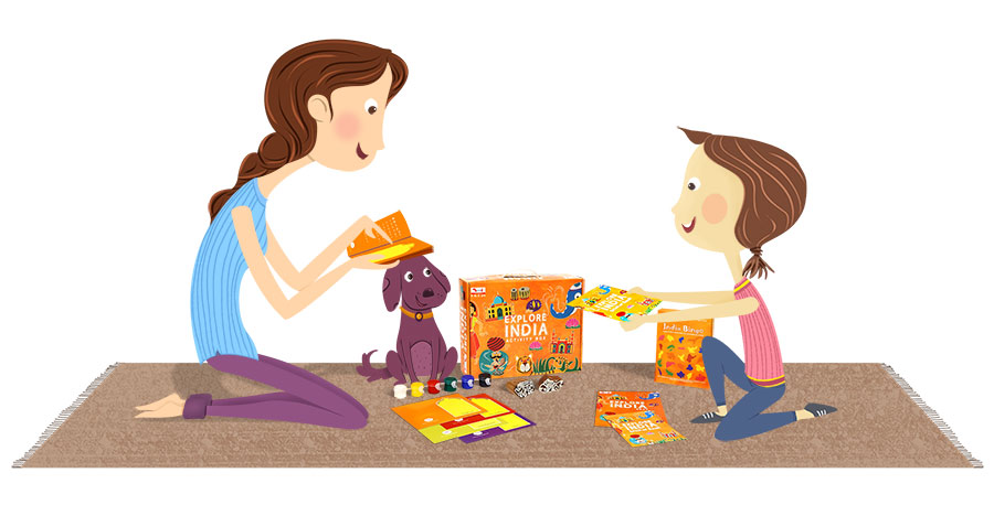 CocoMoco Kids India Activity Box Review