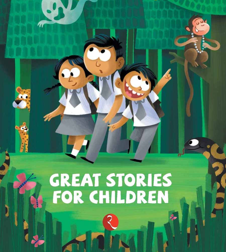 Great Stories for Children – Book Review