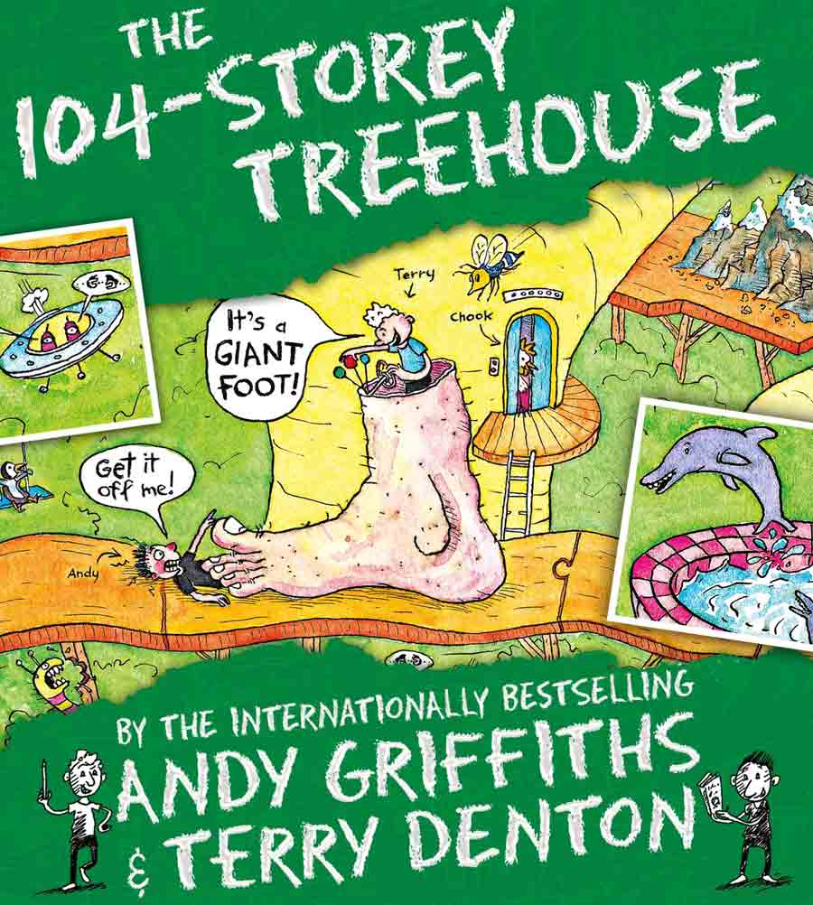 The 104 Storey Treehouse – Book Review