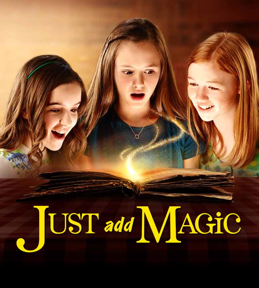 Just Add Magic – T.V. Series Review