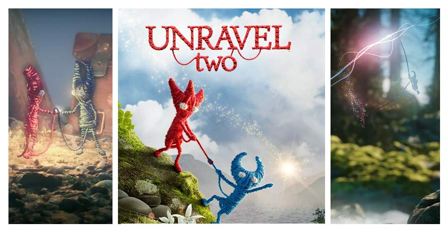 Unravel Two – Game Review