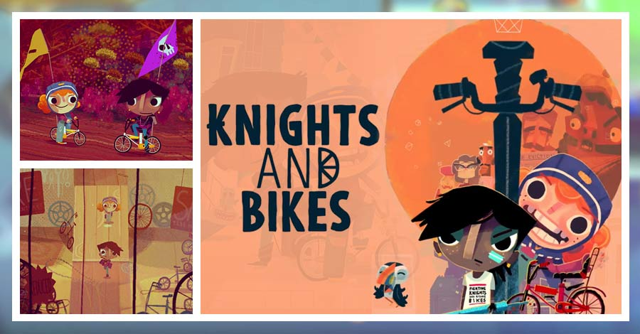 Knights and Bikes – Game Review