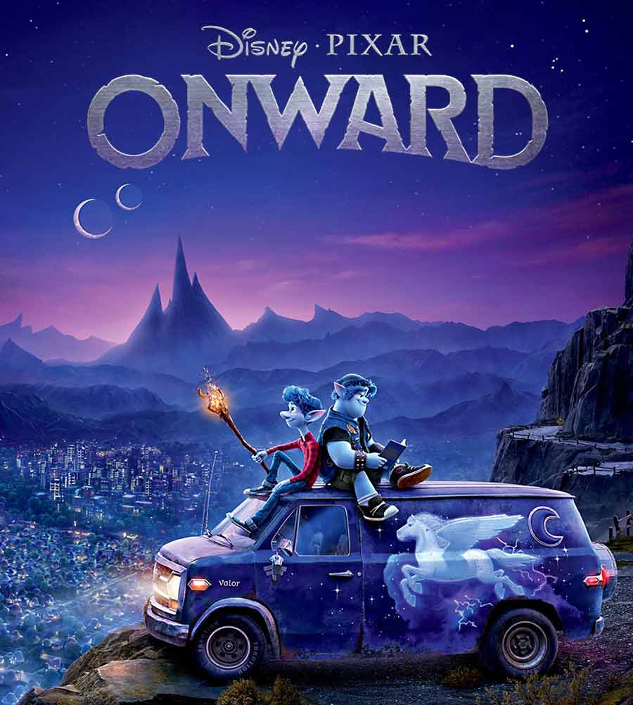 Onward – Movie Review